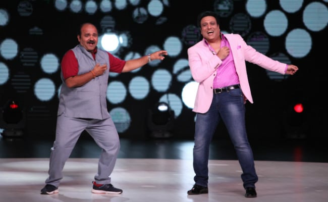 Govinda Ke Aa Jane Se, 'Dancing Uncle' Was The Happiest