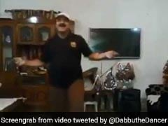 Dancing Uncle Is Back. This Time He's Grooving To Hrithik's Hit Number