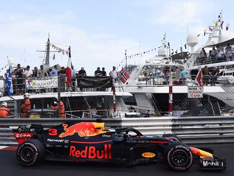 Monaco Grand Prix: Records Tumble As Daniel Riccardo, Red Bull Dominate