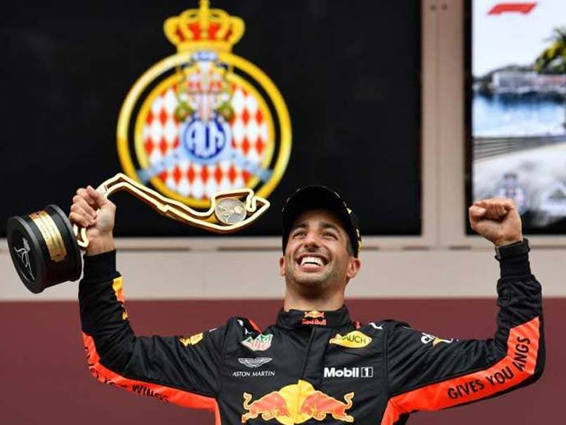 Handicapped Daniel Ricciardo Holds on to Monaco Grand Prix Win