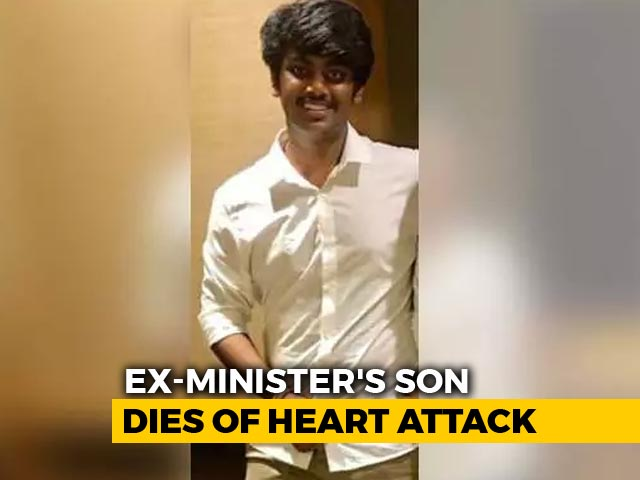 Video : Bandaru Dattatreya's 21-Year-Old Son Vaishnav Dies Of Heart Attack In Hyderabad