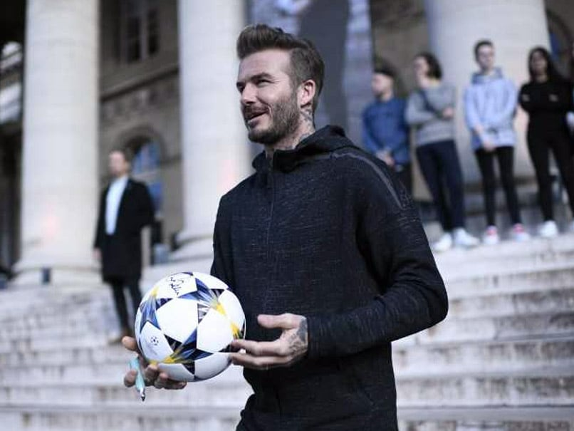 World Cup 2018: David Beckham Predicts World Cup Finalists In Russia