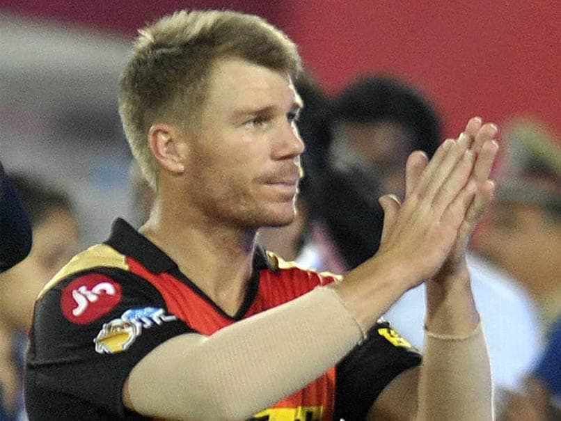 IPL 2018 Playoffs, SRH Vs CSK: David Warner Wishes SunRisers Hyderabad Luck Ahead of Qualifier 1