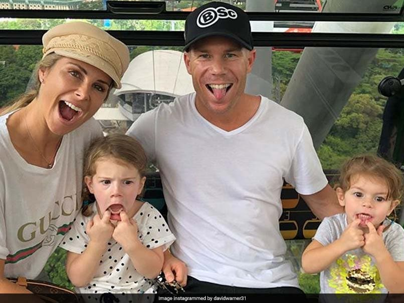 Ball-Tampering Scandal: David Warner Pays Tribute To Wife Candice For Being Courageous After Miscarriage