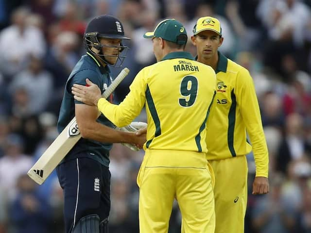1st ODI: David Willey Sees England To Nervy Win Over Australia