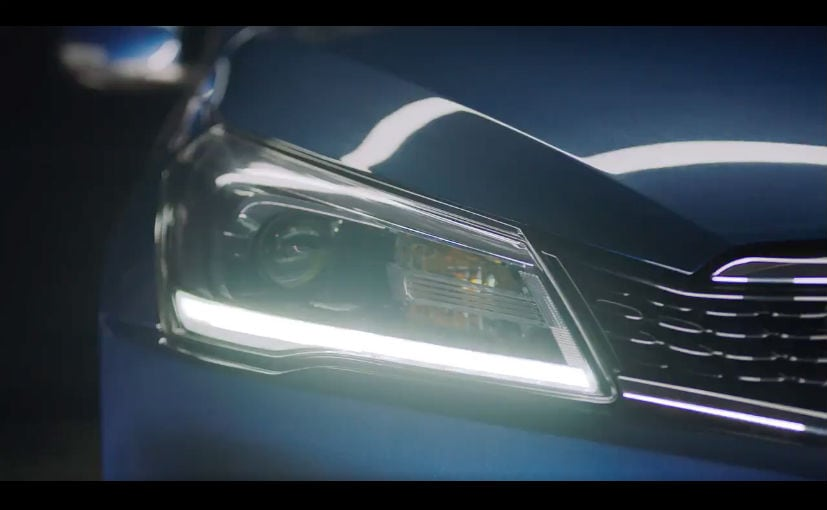 The 2019 Maruti Suzuki Ciaz facelift has been officially teased