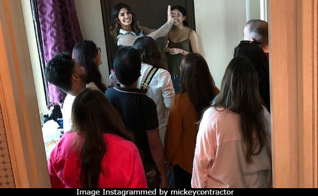 Inside Priyanka Chopra's Dressing Room, It Must Be Crazy And It Is