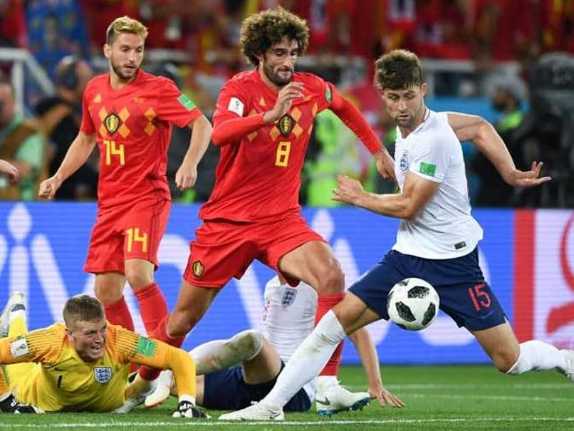 Desolate England, Belgium Aim To Exit World Cup On A Winning Note