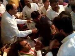 कांग्रेस नेताओं पर पार्टी के राष्ट्रीय महासचिव ने साधा निशाना, विधायक आरिफ मसूद भड़क गए