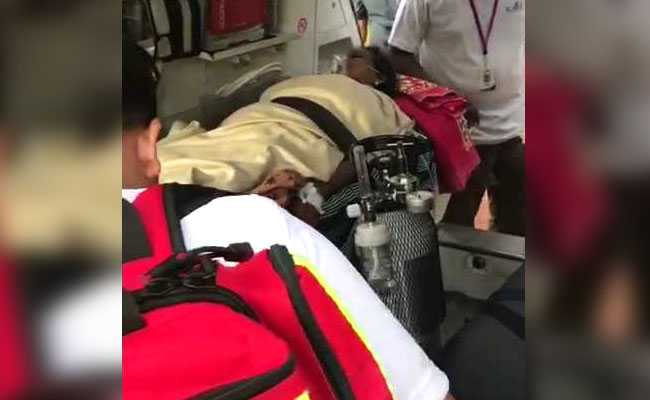 Kerala Woman, 51, Airlifted Minutes After She Suffered Heart Attack