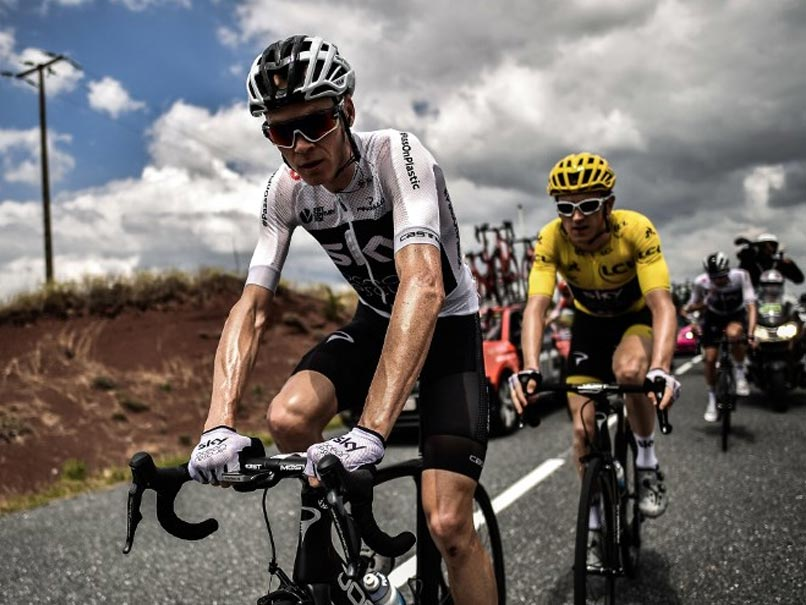 Team Sky's Tour Problem: Two Cyclists, Only One Yellow Jersey