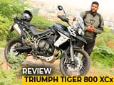 2018 Triumph Tiger 800 Review