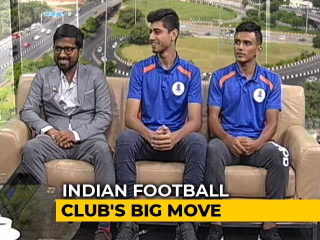 Video : A Football First For India: Sending 20 Footballers To Spain On Scholarship