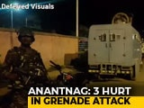 Video : 3 CRPF Jawans Injured In Grenade Attack In Jammu And Kashmir's Anantnag
