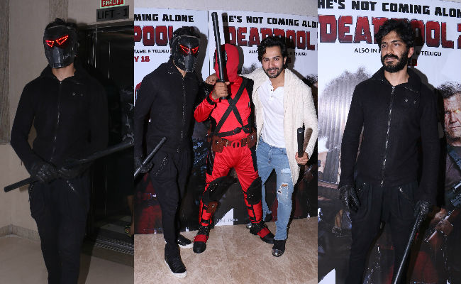 deadpool 2 screening ndtv