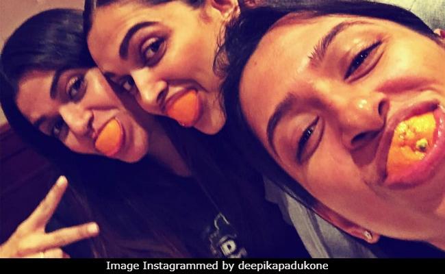 Deepika Padukone's Sweet Revenge: Trolls Sister Anisha Back With Embarrassing Selfie