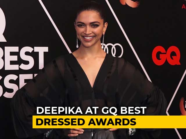 Watch! Deepika Padukone At Her Stylish Best