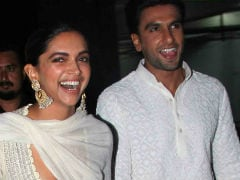 'Mine.' Deepika Padukone's One Word Comment On Ranveer Singh's Pic Says It All