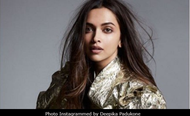 Deepika Padukone Shares Post About Depression In The Wake Of Anthony Bourdain's Death