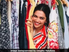 Deepika Padukone Shares Pic From A Closet And The Internet Can't Wait For Ranveer Singh's Comment