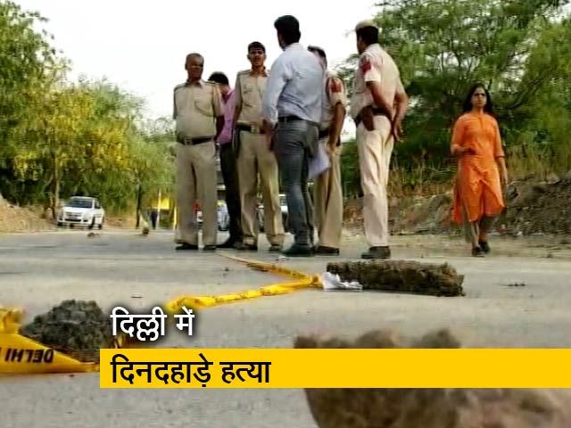 Videos : दिल्ली केंट में सेना के अफसर की पत्नी की हत्या, आरोपी मेजर मेरठ से गिरफ्तार