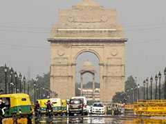 Delhi Temperature 4 Degrees Above Normal After No Rain For A Week