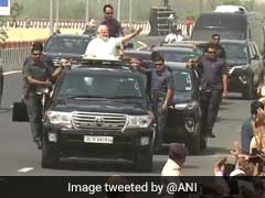 PM Modi Inaugurates Delhi-Meerut Expressway, Holds Road Show: 10 Facts