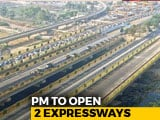 Video : PM Modi To Inaugurate Delhi-Meerut, Eastern Peripheral Expressway Today