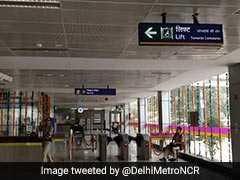 21-Year-Old Arrested For Carrying Live Bullet At Delhi Metro Station: Police