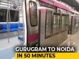 Video : Delhi Metro Janakpuri-Kalkaji Magenta Line Starts Next Week