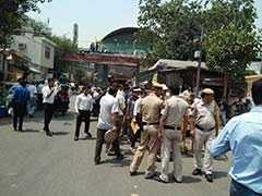 दिल्ली के पटेल नगर में पुलिस कांस्टेबल को गोली मारी