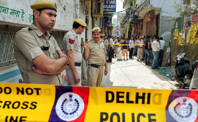 3-Year-Old Boy Dies After Falling Into Pit In Delhi's Narela