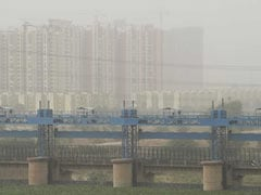 "Delhi Air Quality Improves After Rain From ""Very Poor"" To ""Poor"""