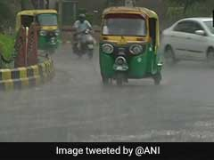 Moderate Rains In North India, Landslide Warning For Parts Of Himachal Pradesh