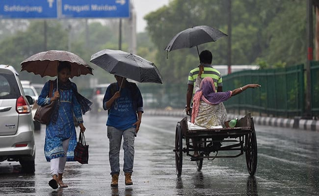 Delhi Likely To Witness Rain, Hailstorm Today