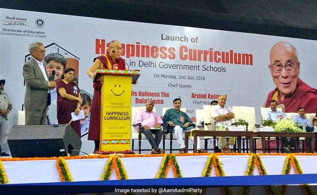 दिल्ली के सरकारी स्कूलों में लगेगी खुशियों की पाठशाला, सरकार ने लॉन्च किया 'हैप्पीनेस करिकुलम' कोर्स