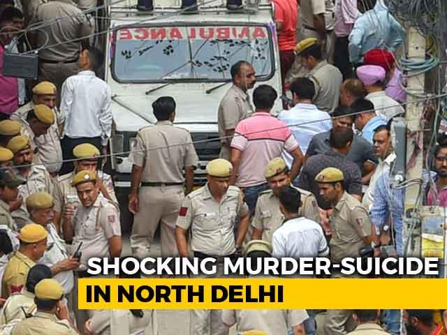 Video : 11 Dead In A Delhi Family, Handwritten Notes Offer Big Clue
