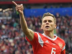World Cup: Denis Cheryshev Stars As Russia Rout Saudi Arabia In Tournament Opener