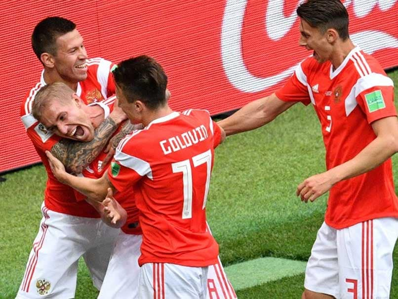 FIFA World Cup, Russia vs Saudi Arabia Highlights: Hosts Russia Thrash Saudi Arabia 5-0