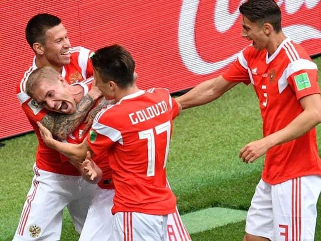 FIFA World Cup, Russia vs Saudi Arabia Highlights: Hosts Russia Thrash Saudi Arabia 5-0
