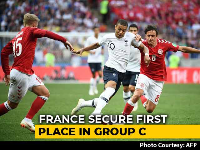 Video : FIFA World Cup 2018, Day 13: Denmark Hold France, Lionel Messi Delivers For Argentina