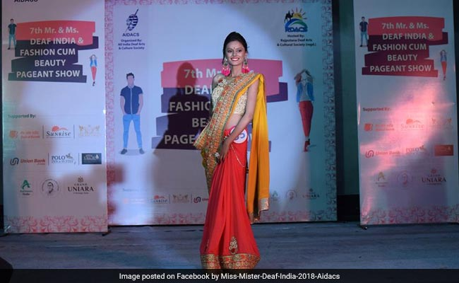Miss India Deaf 2018 Deshna Jain To Compete At Pageant in Taiwan