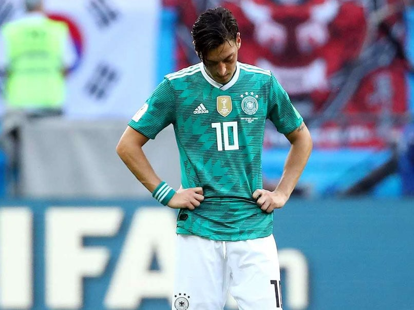 eaa9e9fbe08 Mesut Ozil s Departure Puts Focus On German Relations With Turkish ...