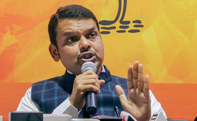 In Maharashtra, 16,000 Villages Made Free Of Water Scarcity: Chief Minister