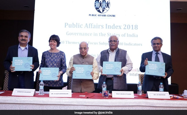 Kerala Tops In Governance Index, Bihar Ranks The Lowest: Report
