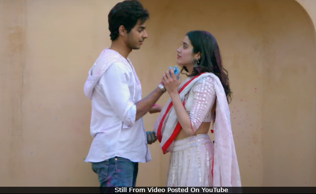 Dhadak Trailer: Of Janhvi Kapoor And Ishaan Khatter's Tale Of Infatuation, Love And Heartbreak