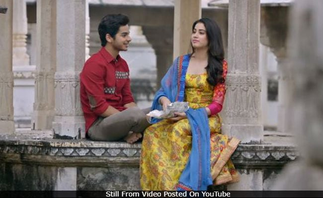 Dhadak Title Track: Come Fall In Love Like Janhvi Kapoor And Ishaan Khatter