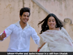 <i>Dhadak</i> Trailer Goes Viral. Bollywood Welcomes Janhvi Kapoor And Ishaan Khatter