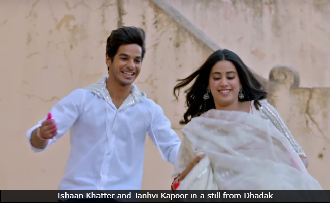 Dhadak Trailer Goes Viral. Bollywood Welcomes Janhvi Kapoor And Ishaan Khatter
