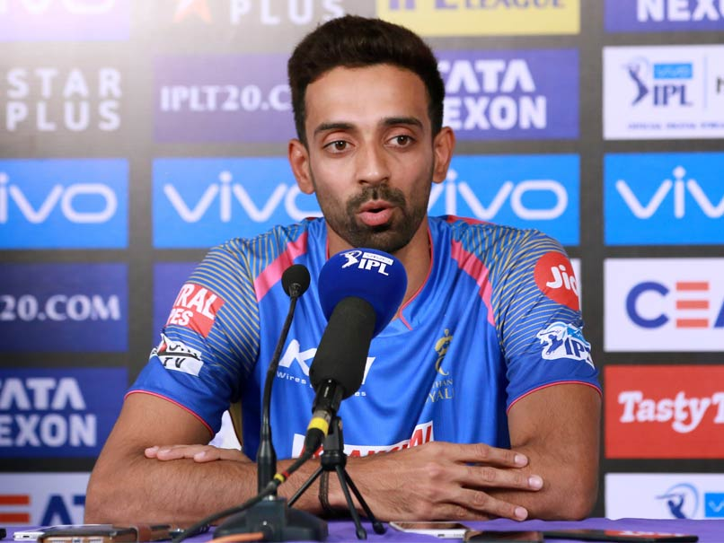 Have The Confidence To Beat Kolkata Knight Riders, Says Rajasthan Royals Pacer Dhawal Kulkarni